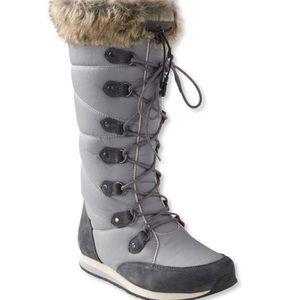 LL Bean snow boots size 11